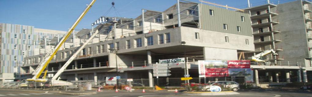 Vincent-Jones Group provided interior construction services